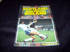 Scotland v Northern Ireland, 1981 [BC]
